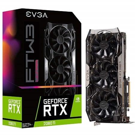 EVGA GeForce RTX 2080 Ti FTW3 Ultra Gaming-min