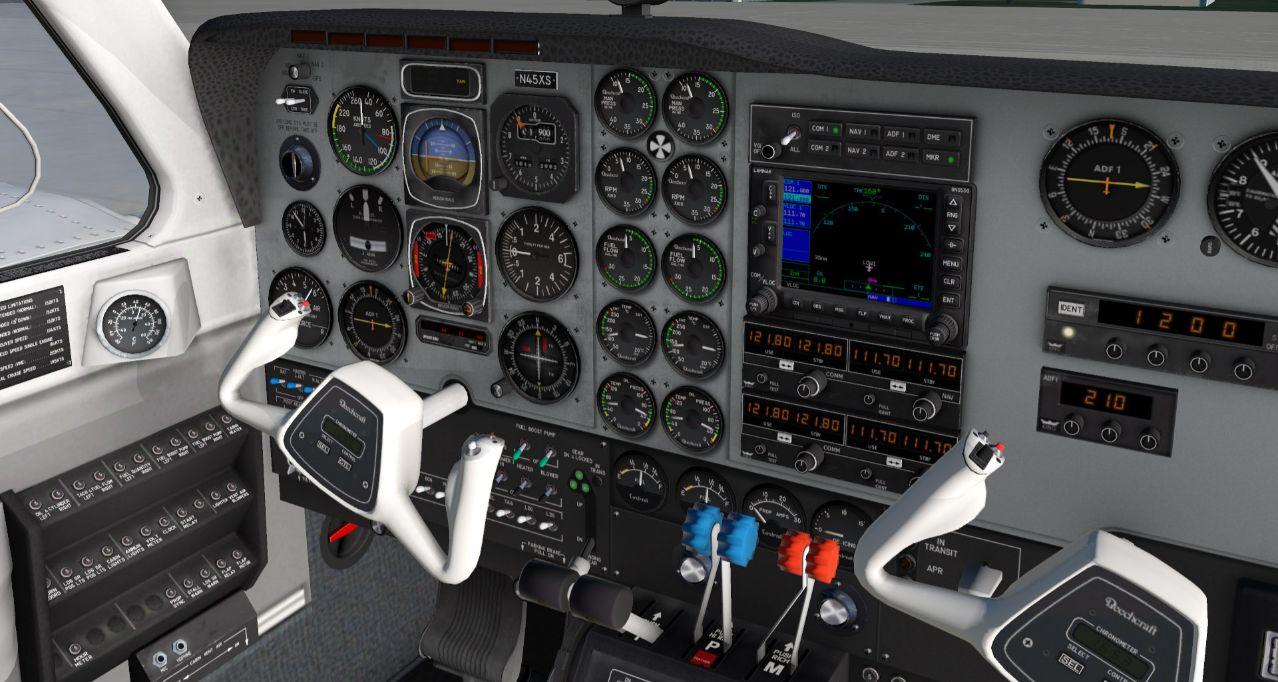 About Flight Simulators
