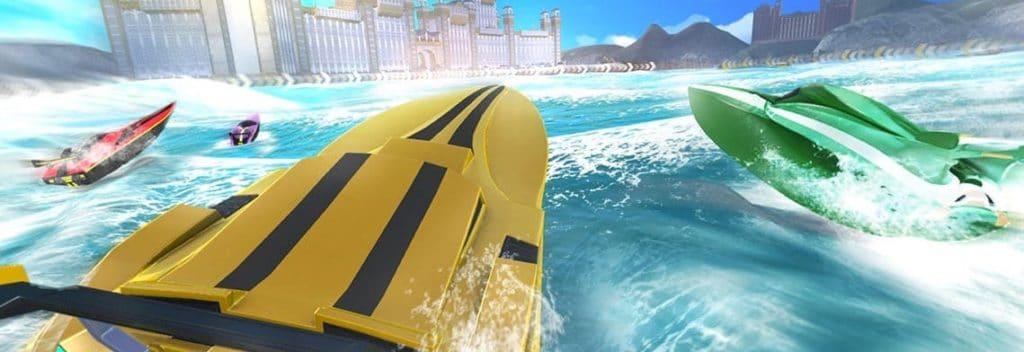 Speedboat Paradise