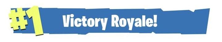 Fortnite Victory Royale