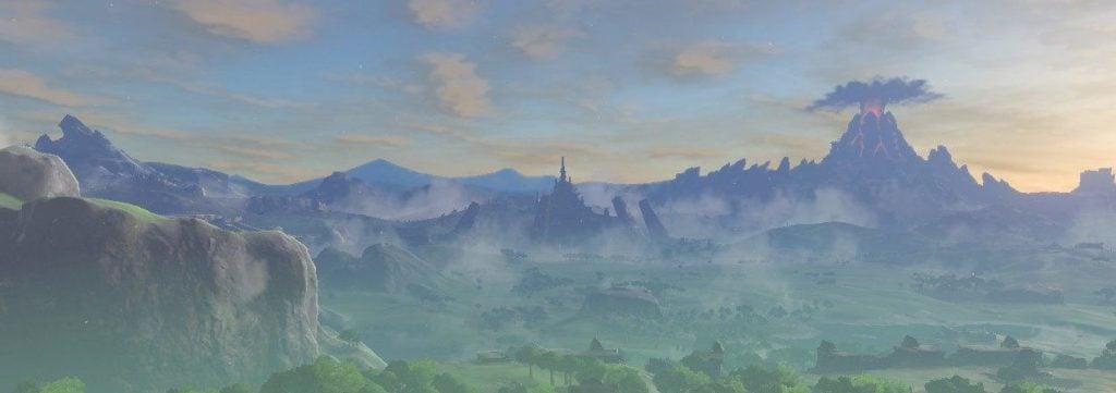 Zelda Entrance