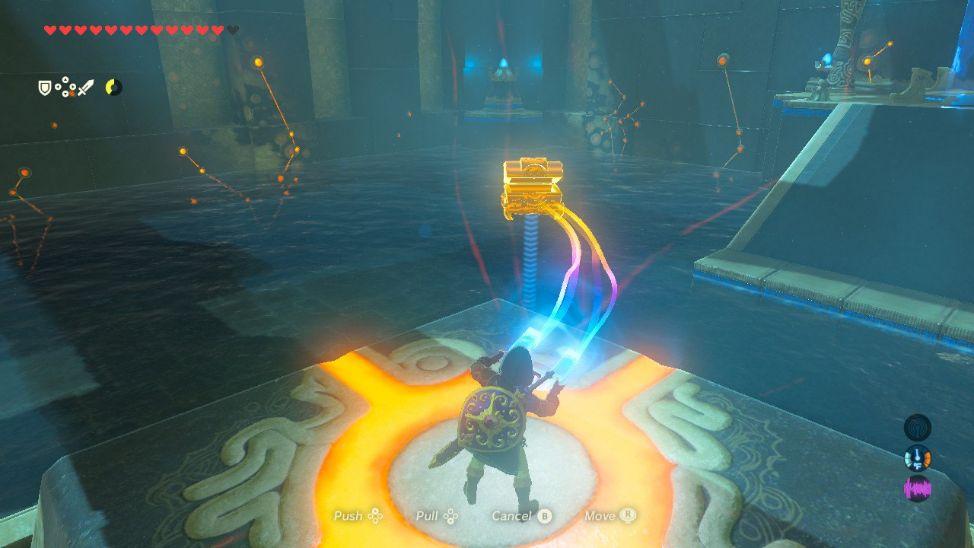 Zelda Magnesis