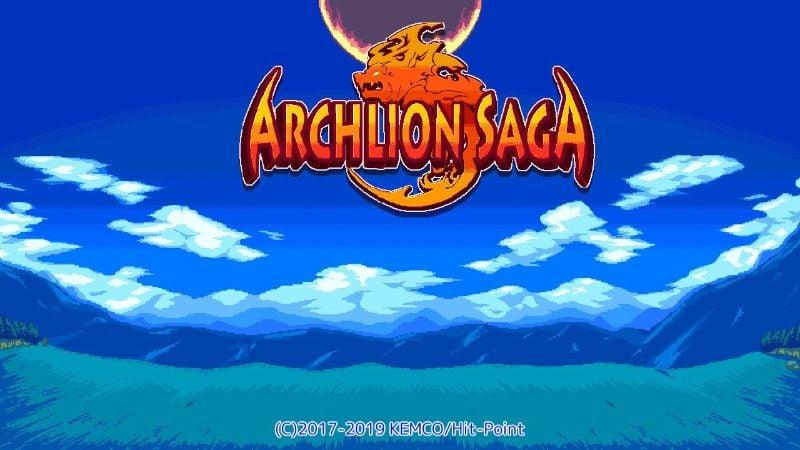 Archlion Saga Featured