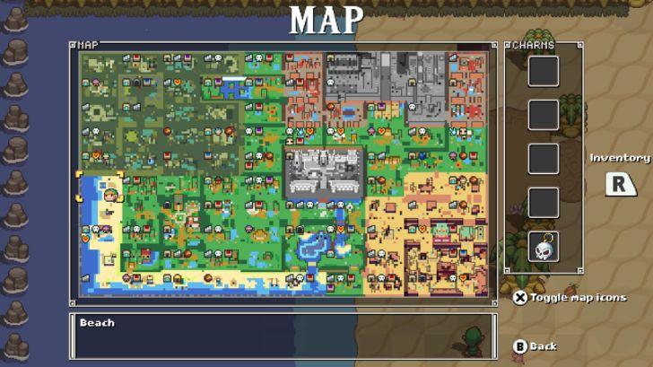 CoH Map