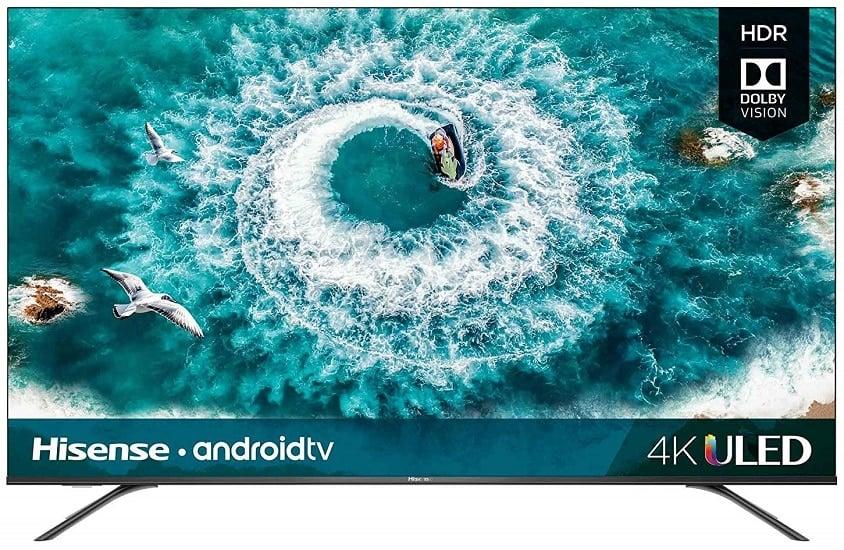 Hisense 50H8F 50-inch 4K Ultra HD Android Smart LED TV HDR10