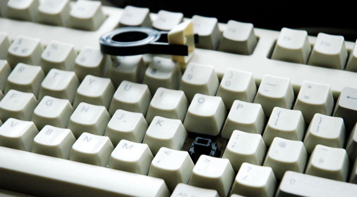 Key Removal