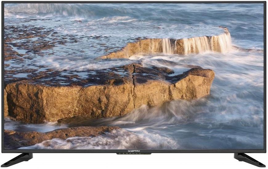 Komodo by Sceptre 50 4K UHD Ultra Slim LED TV