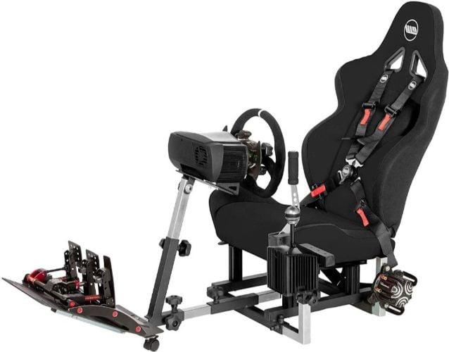 Open Wheel Cockpit