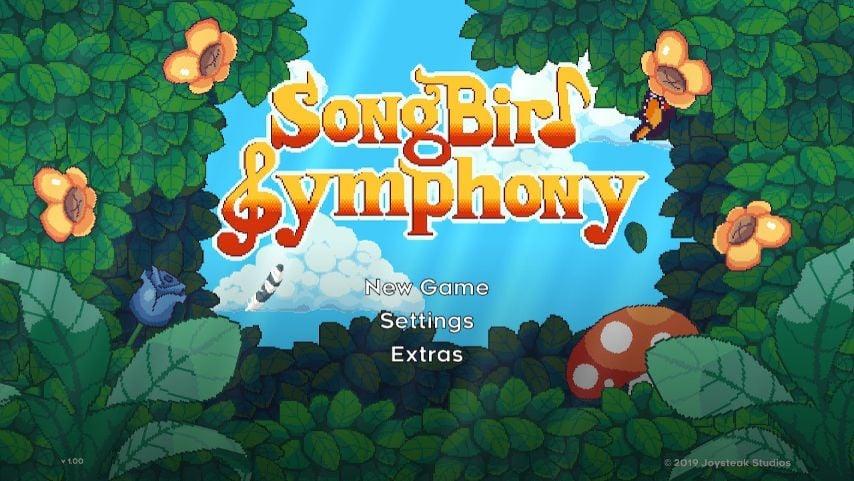 Songbird Symphony Featured