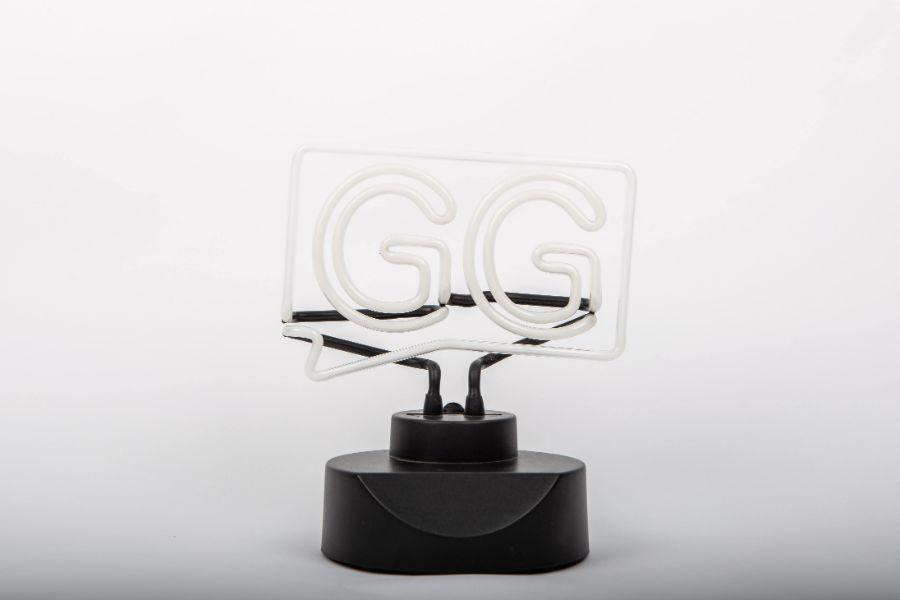 Gamer Gift Neon Lights