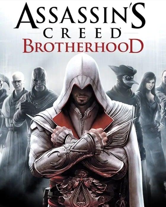 AC Brotherhood Game Cover