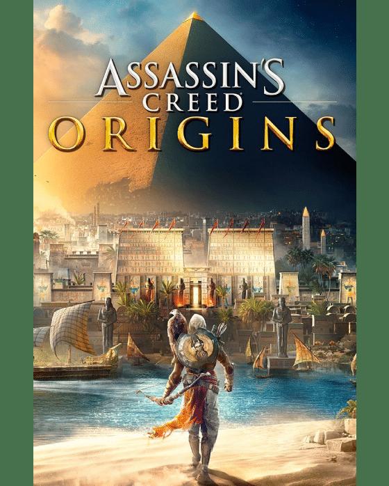 AC Origins Game Cover