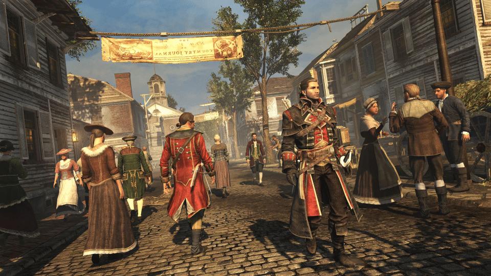 AC Rogue Screenshot