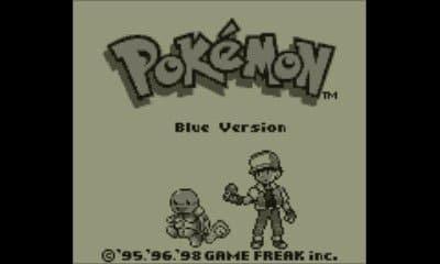 HGG1_PokemonBlue Screenshot