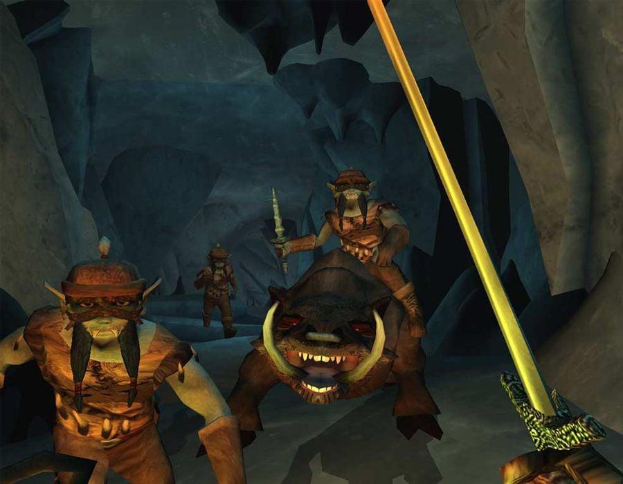 Morrowind Gameplay