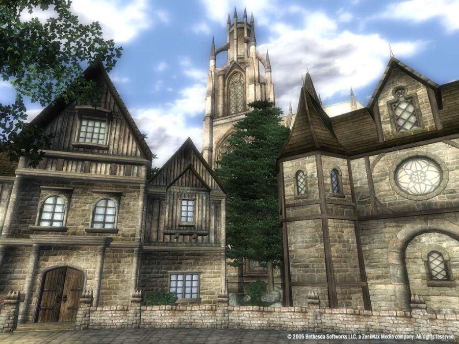 Oblivion Gameplay