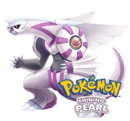Pokemon Brilliant Pearl