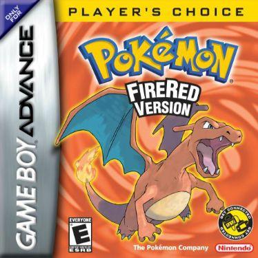 Pokemon FireRed