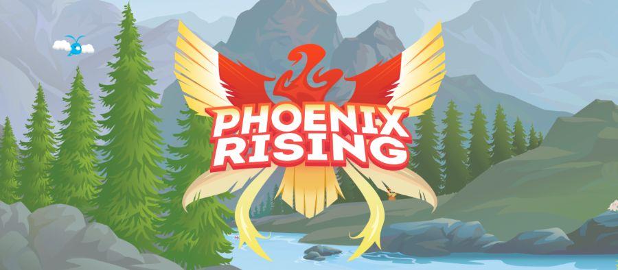 Pokemon Phoenix Rising