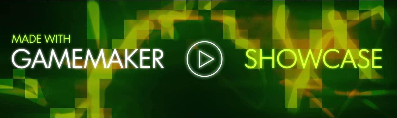 GameMaker Studio 2 showcase banner