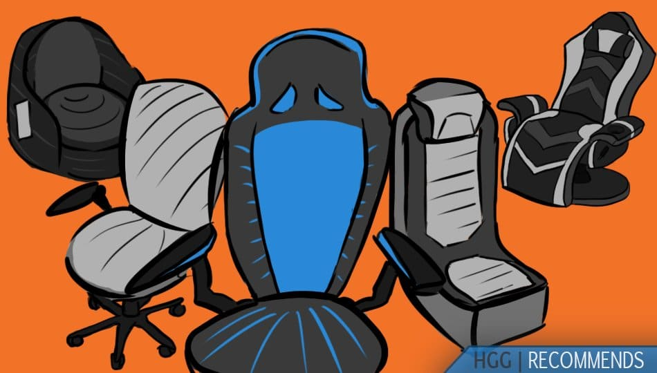 HGG 20 Best Gaming Chairs