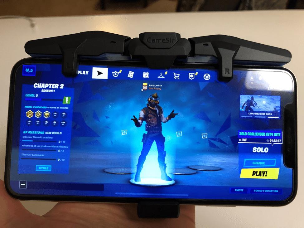 HGG GameSir F4 Falcon Mobile Gaming Controller Review 3