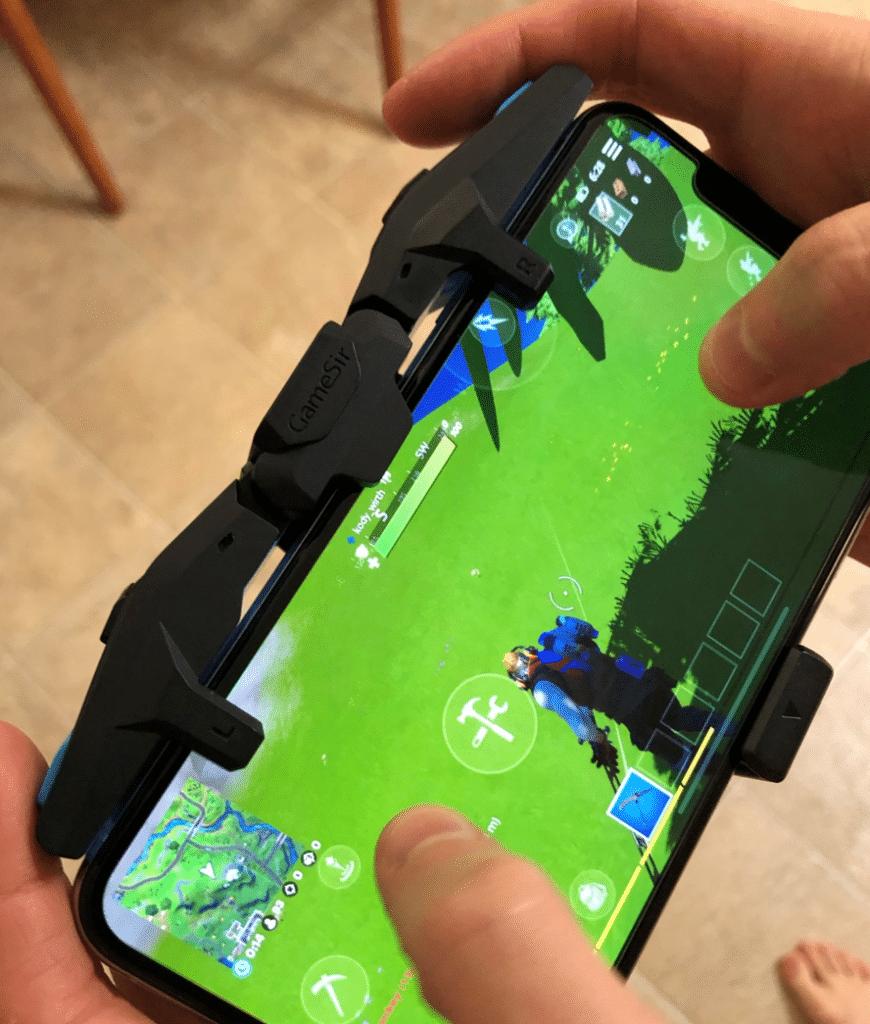 HGG GameSir F4 Falcon Mobile Gaming Controller Review 4