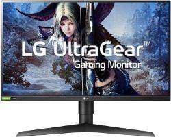 LG 27GL83A-B 27 Inch Ultragear