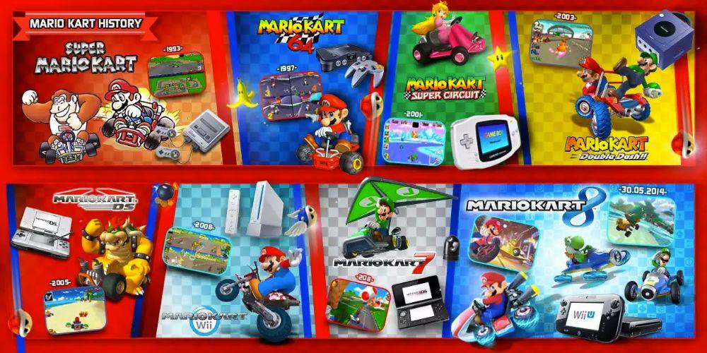 Mario Kart Games In Order Hgg