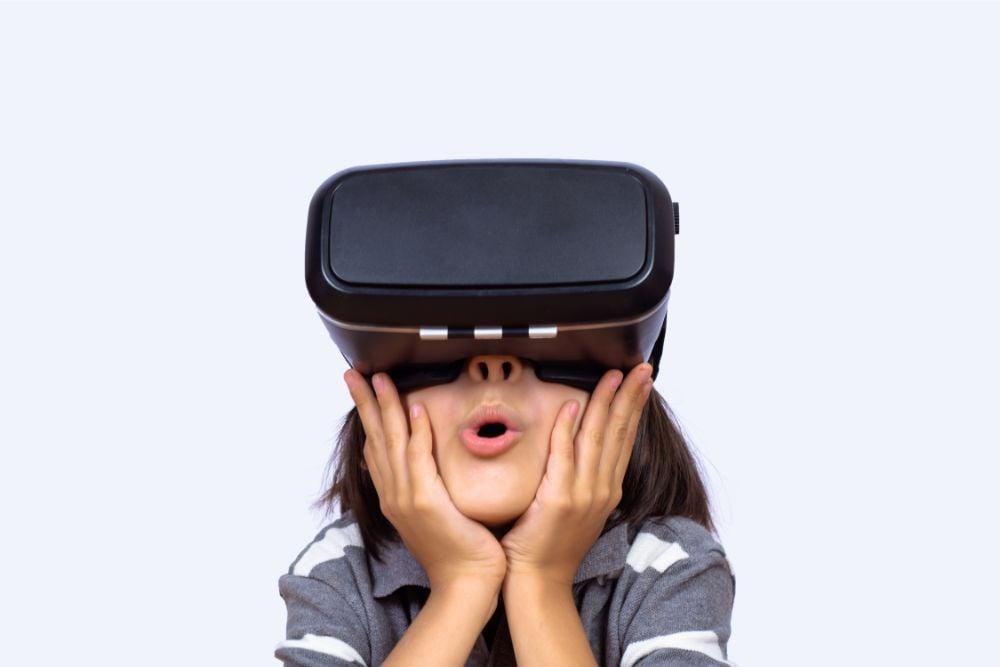 Vest VR Games for Kids
