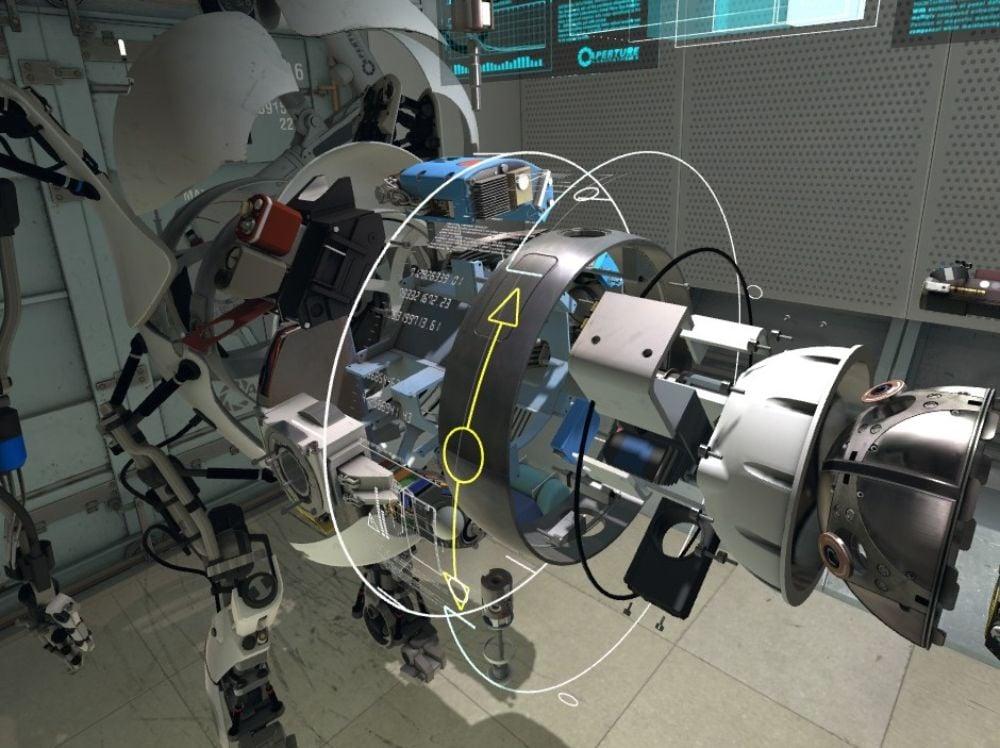 Robot - The Lab