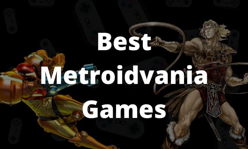 Best Metroidvania Games Featured