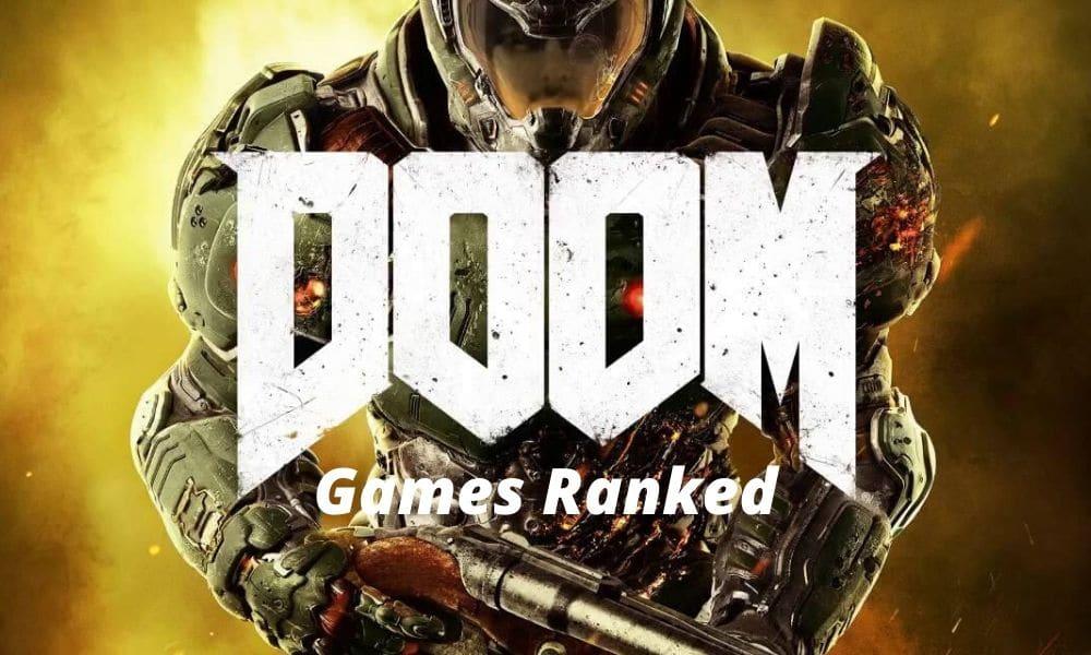 Doom Games Ranked