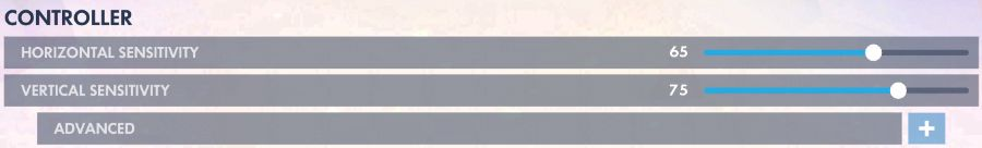 Overwatch Controller Settings