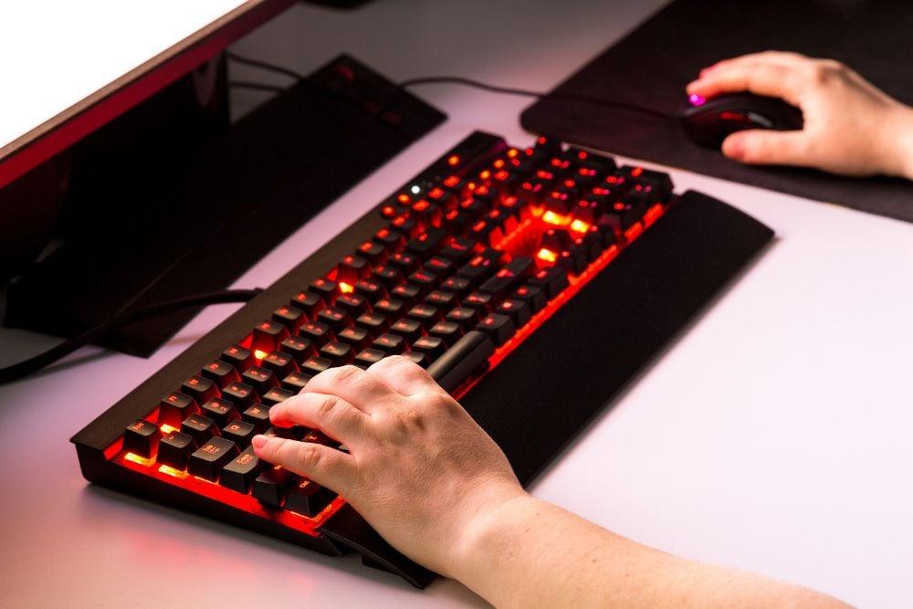 Ergo Gaming