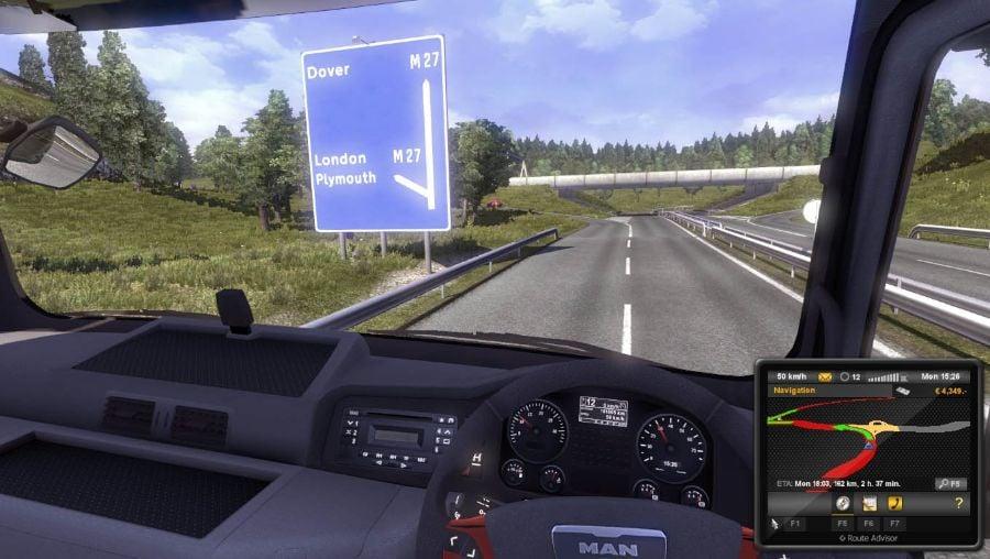 Euro Truck Sim
