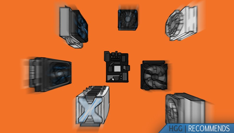 10 Best CPU Coolers in 2021: Top Air and Liquid Coolers