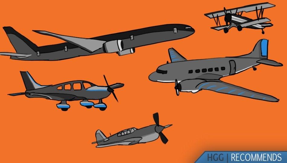 HGG Best Flight Simulators