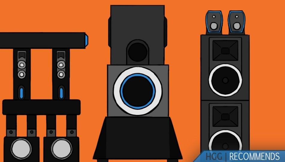 The 20 Best Gaming Speakers: Desk & TV Options