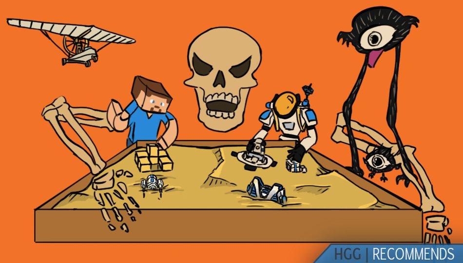 HGG Best Sandbox Games
