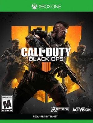CoD Black Ops 4