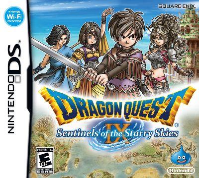 Dragon Quest 9 Sentinels