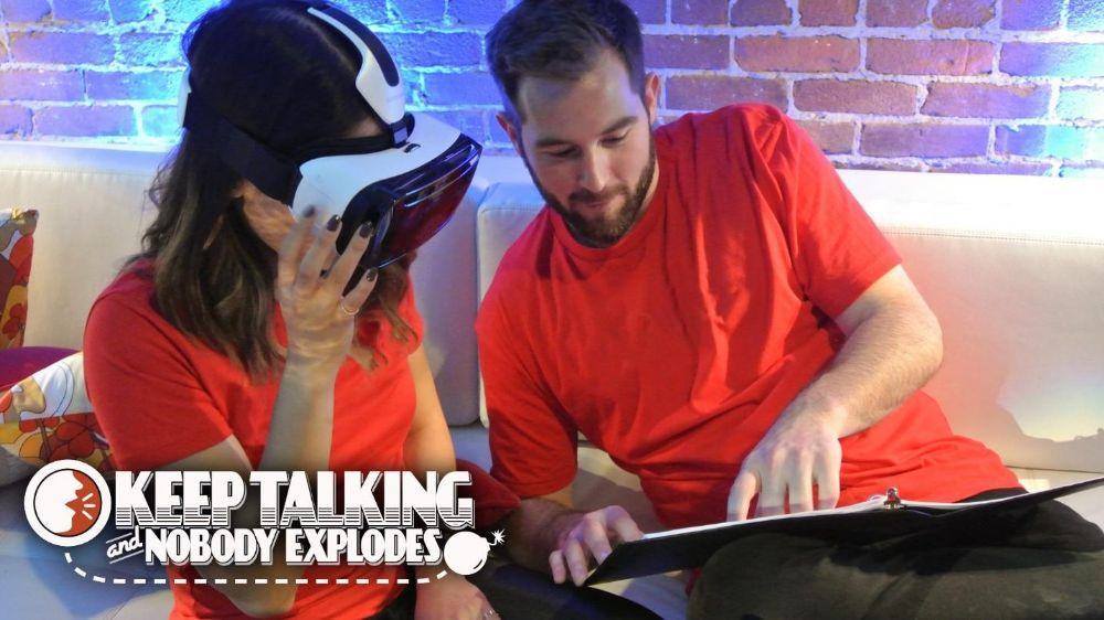 Keep Talking Nobody Explodes