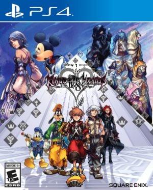 Kingdom Hearts Back Cover