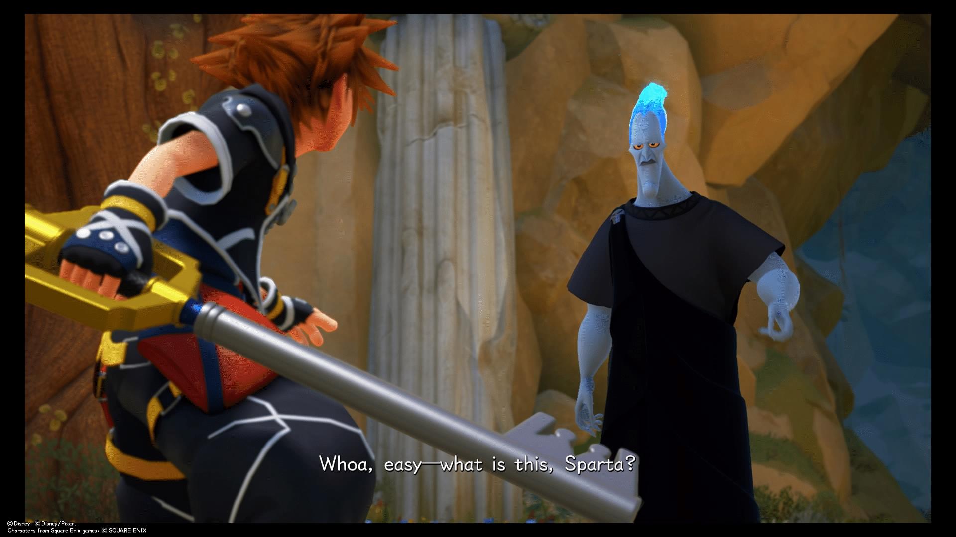 Kingdom Hearts Games Ranked