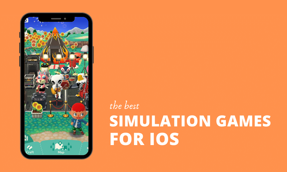 12 Best Simulation Games for iOS in 2021