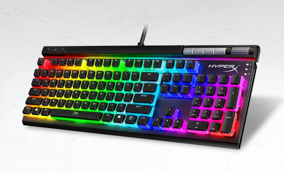 HyperX Announces New Alloy Elite 2 Mechanical Gaming Keyboard