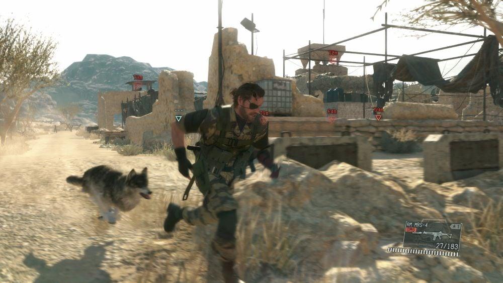 Metal Gear Solid Phantom Pain
