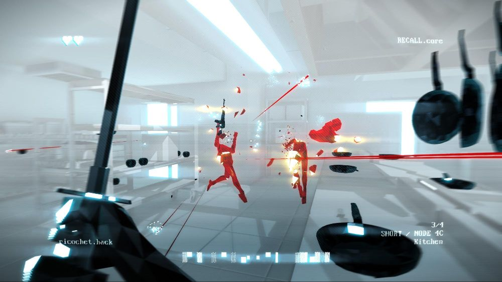 Superhot Review One