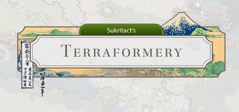 Terraformery